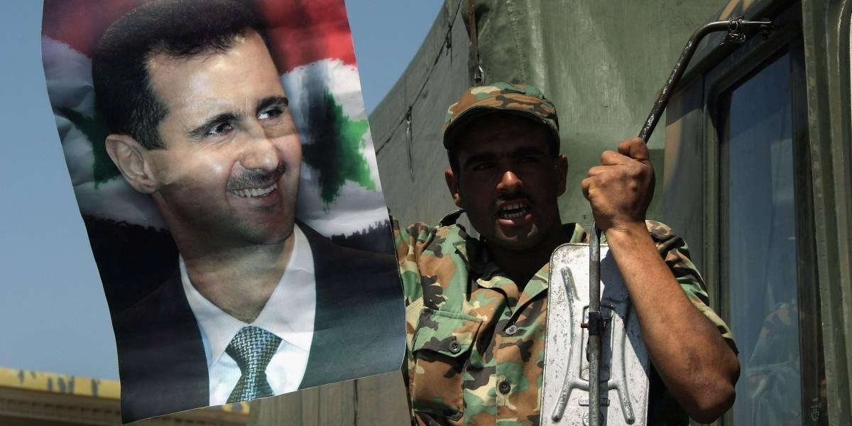 Amnistía Internacional confirma uso de armas químicas en Siria