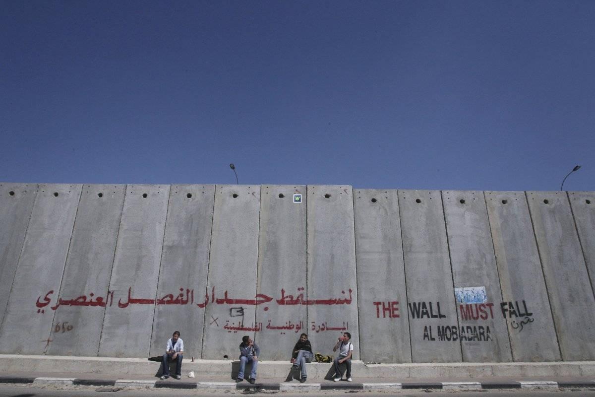 """""""El muro debe caer"""". Una de las consecuencias de Balfour."""