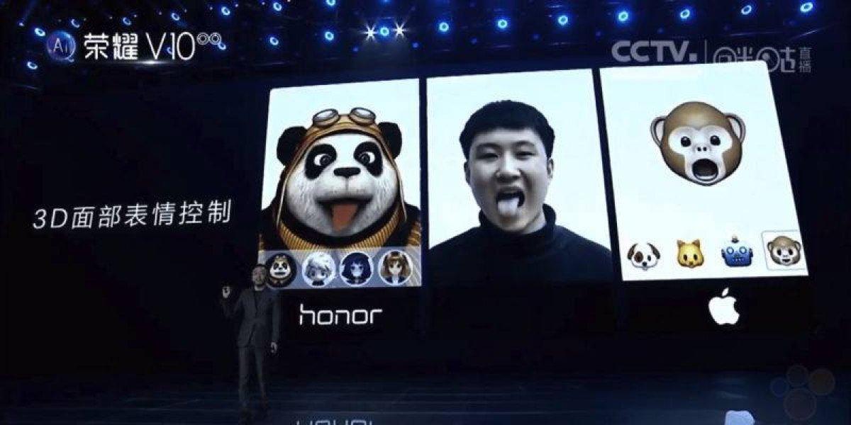 Face ID de Apple llega a nuevo smartphone de Huawei
