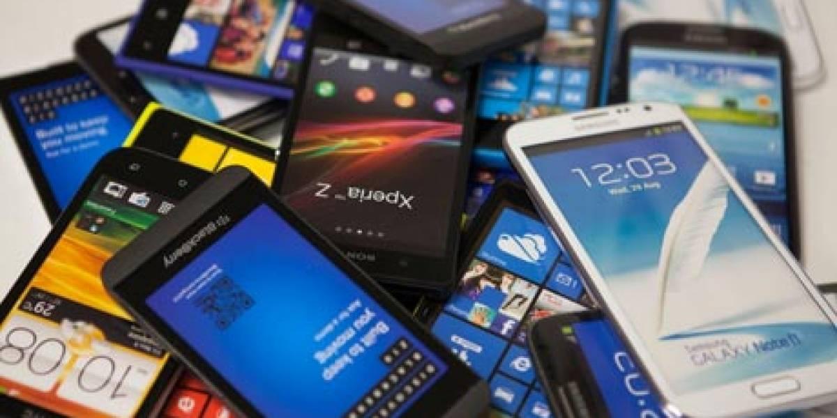 Apresan a un hombre por robar más de 50 celulares