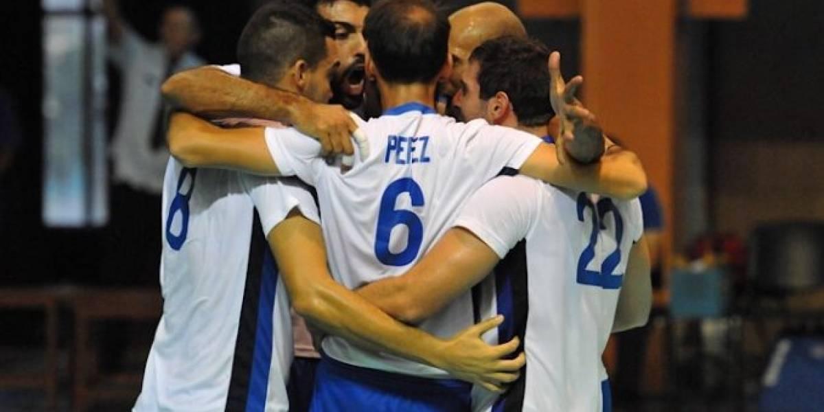 Definidos los grupos para el mundial de voleibol 2018