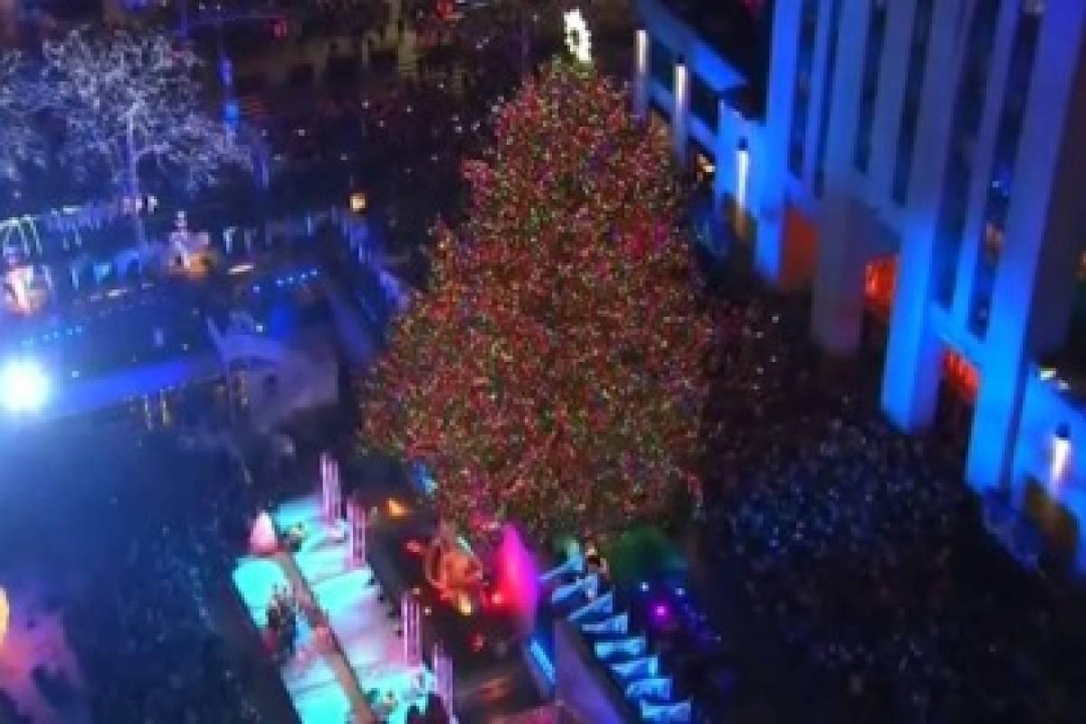 La Navidad llegó a Nueva York