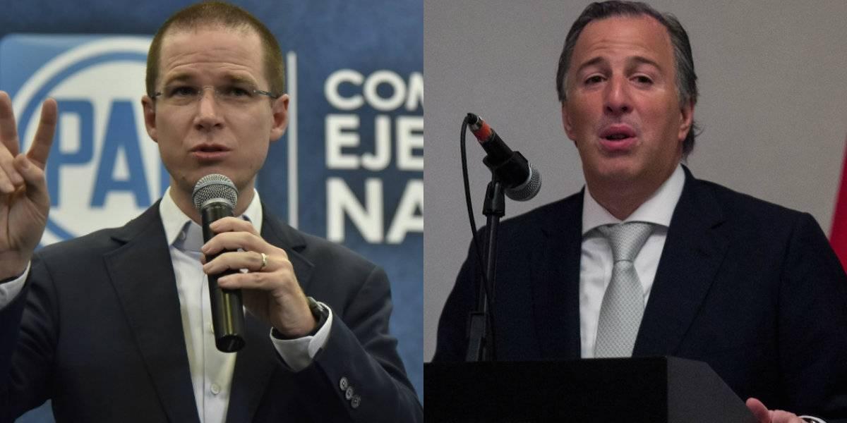 Encuesta: Meade y Anaya pelean segundo lugar hacia la Presidencia