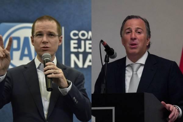 José Antonio Meade/ Ricardo Anaya