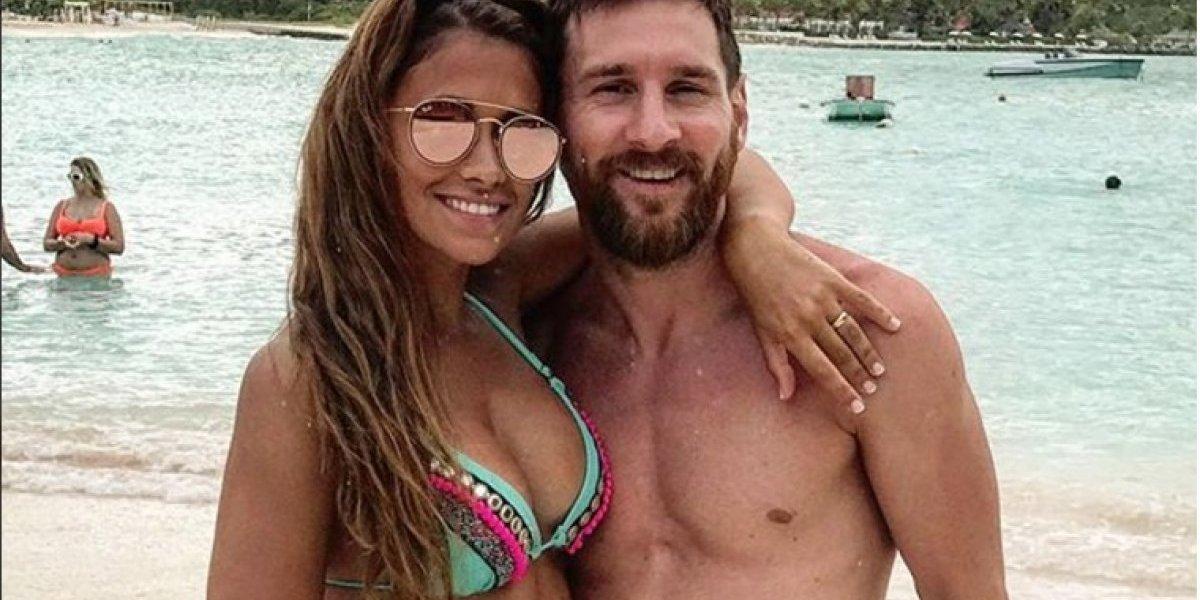Messi y su esposa vuelven a causar sensación en Instagram