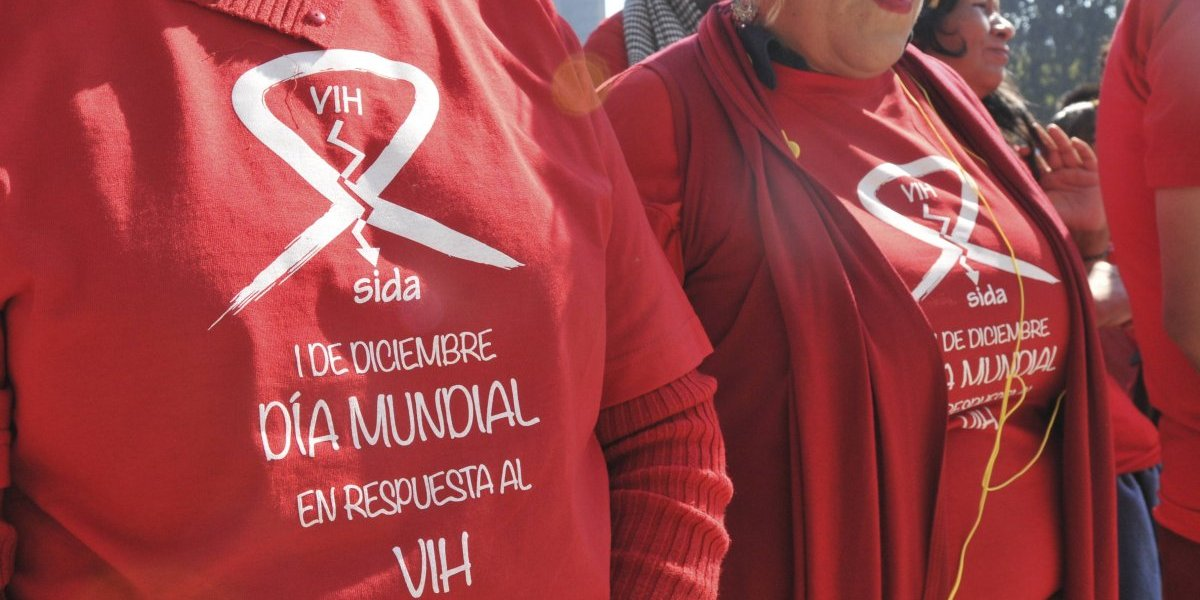 Cada día 33 personas se contagian de VIH en México