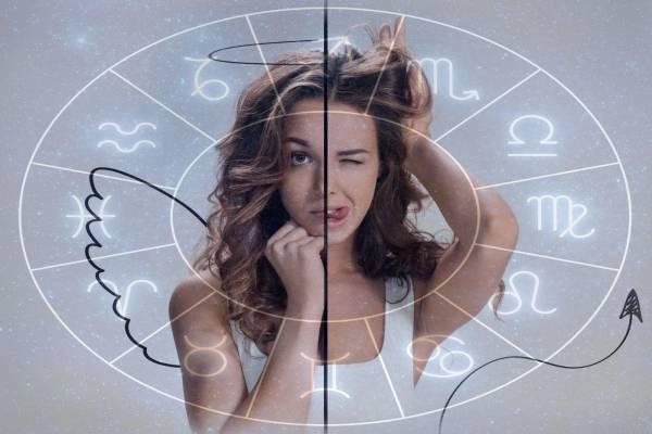Lado oscuro signo zodiaco