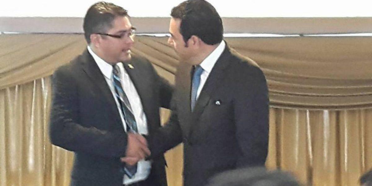 """Othmar Sánchez asegura que el presidente es una persona """"honrada y correcta"""""""