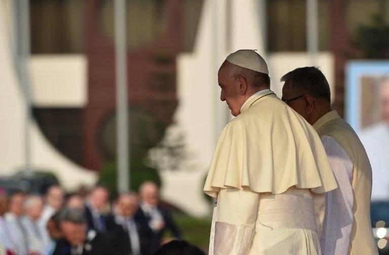 Papa Francisco en Bangladés
