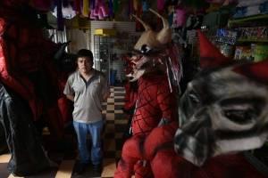 Piñatas de diablos