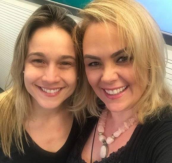 Ana Paula Almeida e Fernanda Gentil