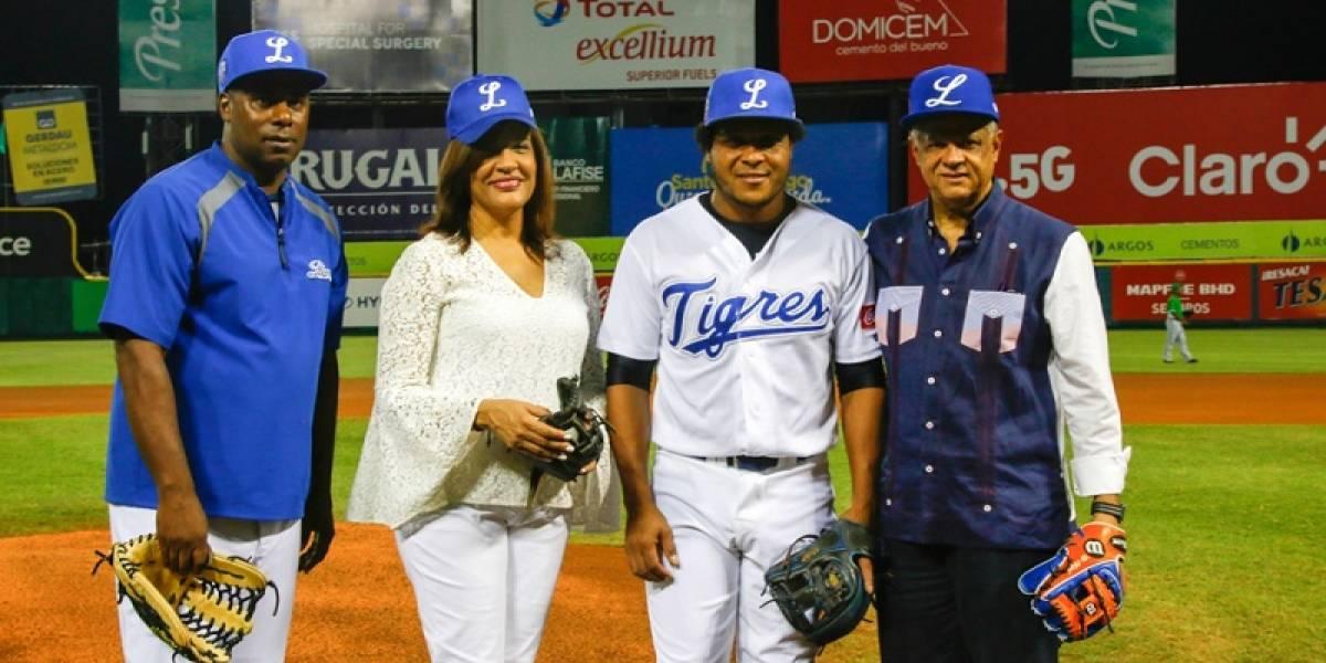 Tigres de Licey rinden homenaje póstumo a Roberto Eduardo Mata