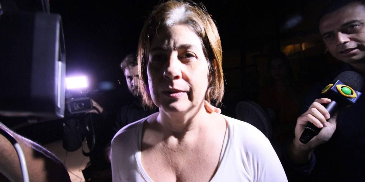 Ex-governadora Rosinha Garotinho deixa prisão em Benfica