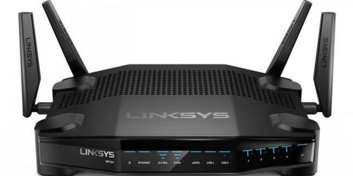 Linksys presenta un router hecho especialmente para gamers