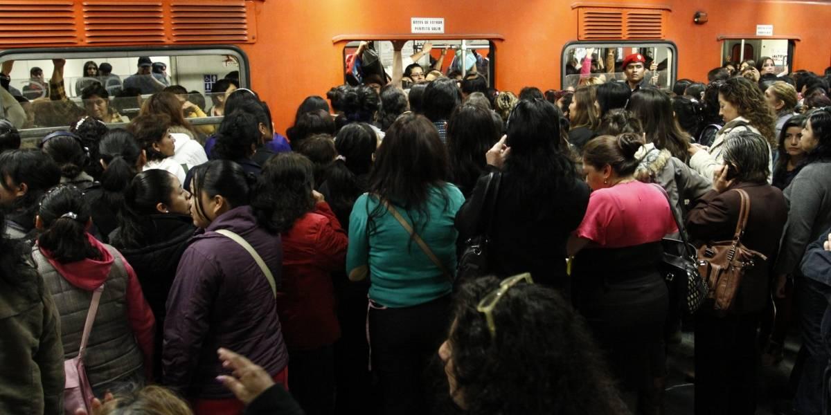 Aumenta 50% el número de muertos en el Metro en 2017