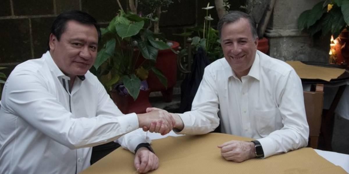 #Política Confidencial: Osorio Chong cierra filas