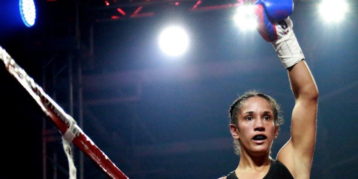 """Nominan a Amanda Serrano para """"Atleta Femenina del Año"""""""