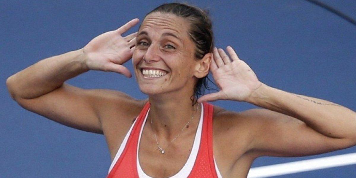 Roberta Vinci anuncia su retiro del tenis