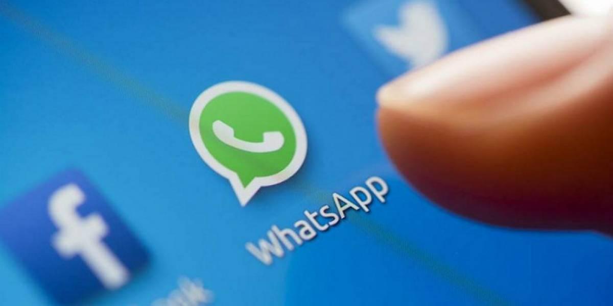 Restablecen servicio de WhatsApp a nivel mundial