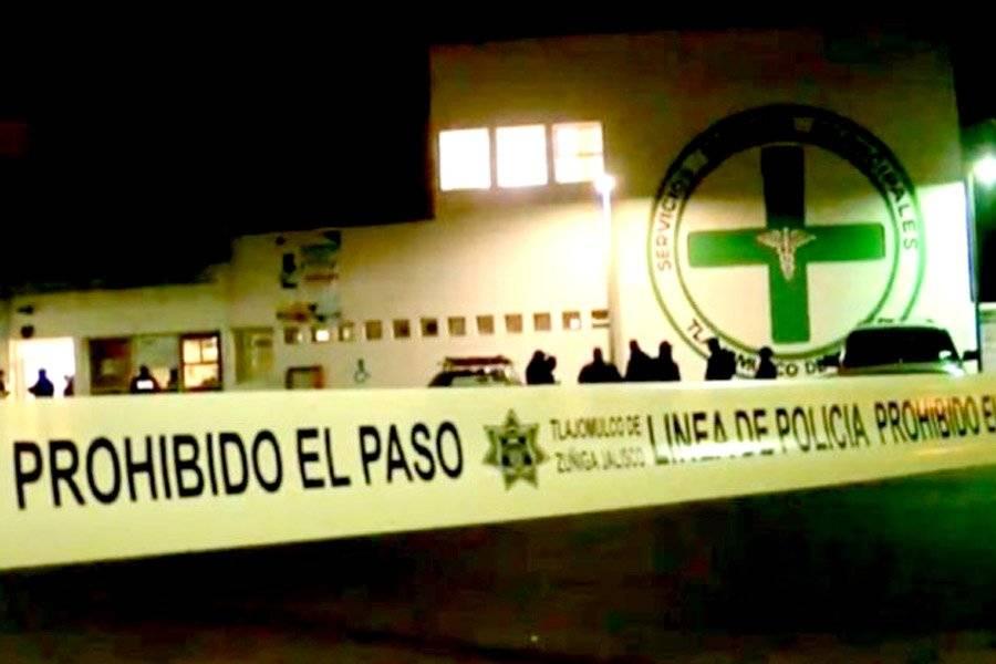 Comando remata a paciente en una clínica de Tlajomulco