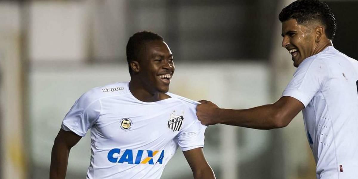 Africano pode ser o substituto de Lucas Lima no Santos