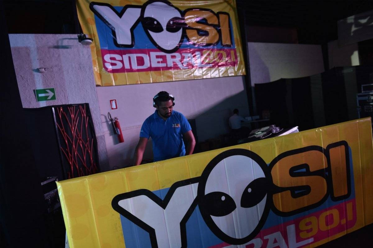 Yosi Sideral 90.1 presentó sus novedades para 2018 Foto: Yosi Sideral 90.1