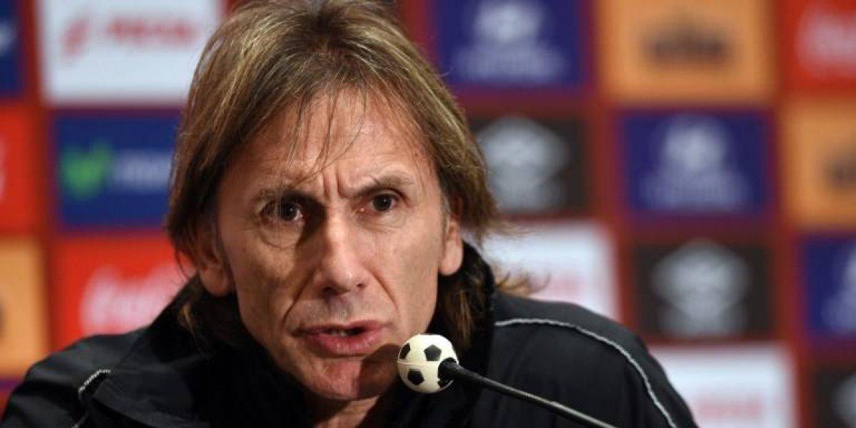"""Gareca puso calma en Perú: """"Tienen que estar tranquilos, pueden confiar en nosotros"""""""