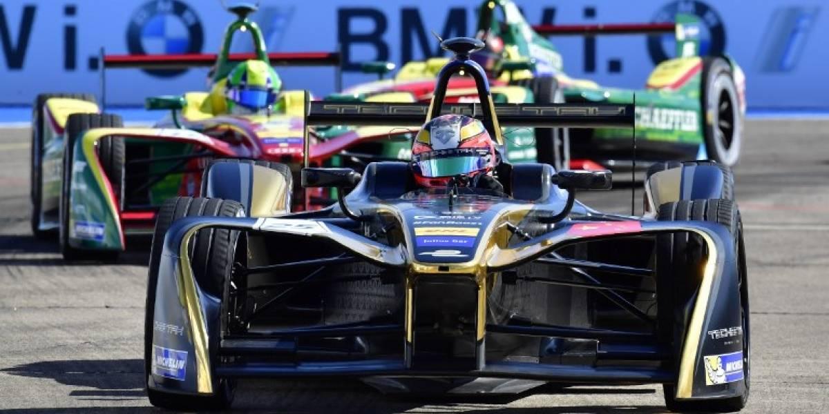 Con Santiago en el camino se inicia la temporada de la Fórmula E