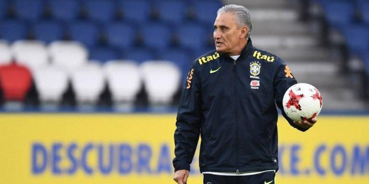¿Qué opina Tite, técnico de Brasil sobre el grupo que le tocó en Rusia 2018?