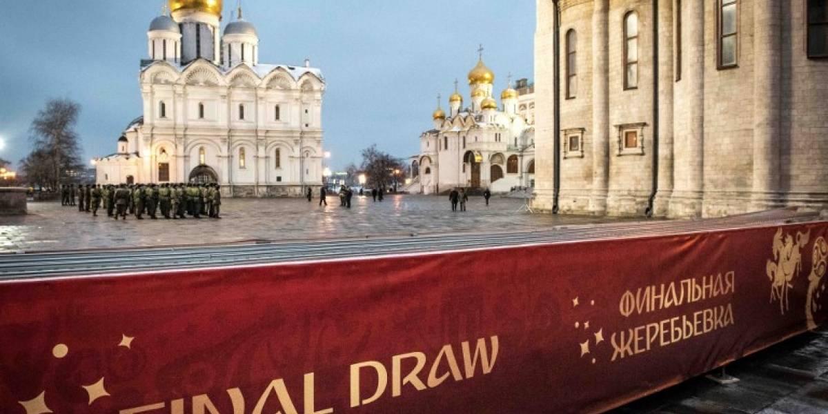 Minuto a minuto: Sigue todos los detalles del sorteo de los grupos del Mundial de Rusia 2018