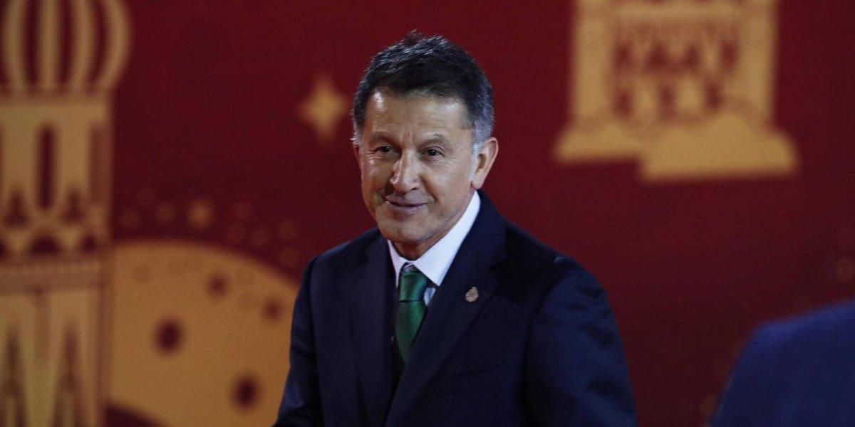 Osorio confía en obtener resultados positivos en Rusia