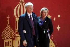 Ministro dos Esportes da Rússia Pavel Kolobkov
