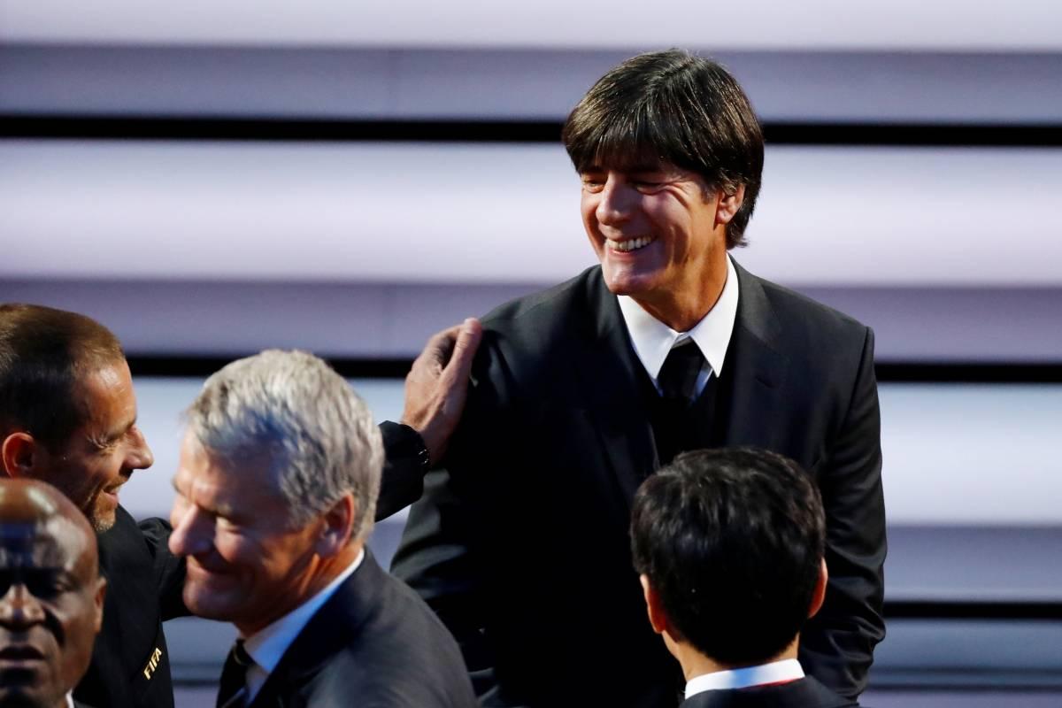O treinador da Alemanha, Joachim Low | Kai Pfaffenbach/Reuters