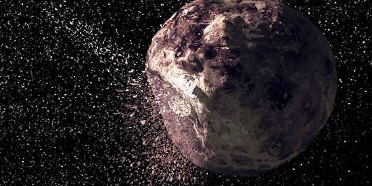 Asteroide se acercará a la Tierra a mediados de diciembre
