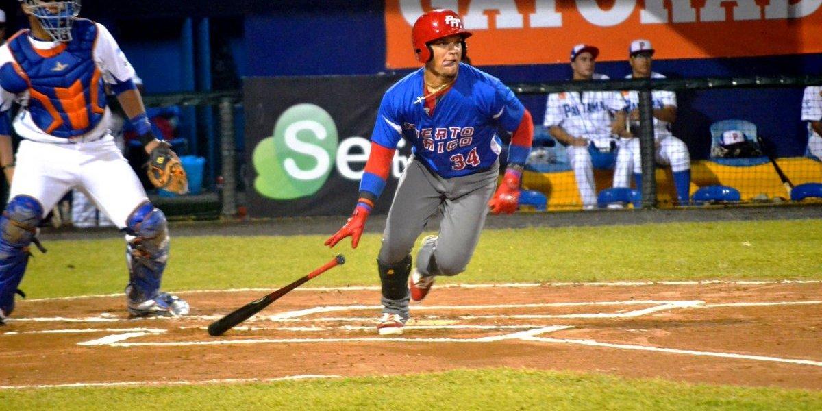 A palo limpio Puerto Rico supera a Panamá en Premundial Sub 23