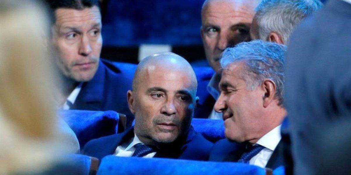 """Sampaoli apela a Messi para no tener miedo en Rusia: """"Tenemos al mejor jugador de la historia"""""""