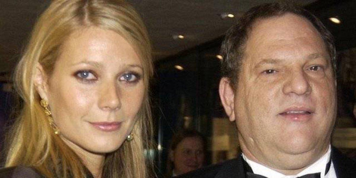 Gwyneth Paltrow: Brad Pitt amenazó a Harvey Weinstein con matarlo