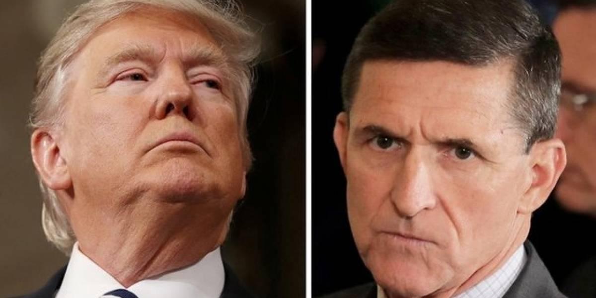 Por qué la admisión del general Flynn de que mintió al FBI es el mayor golpe a Donald Trump en la investigación de la trama rusa