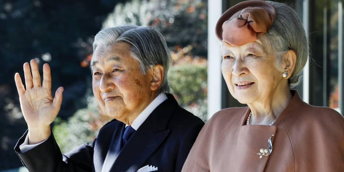 Japón anuncia que emperador Akihito abdicará en abril de 2019