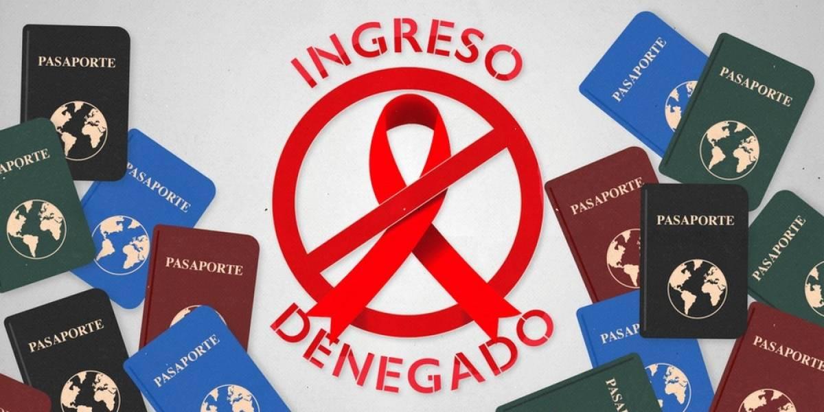 Día Mundial del Sida: los países donde los extranjeros con VIH no son bienvenidos