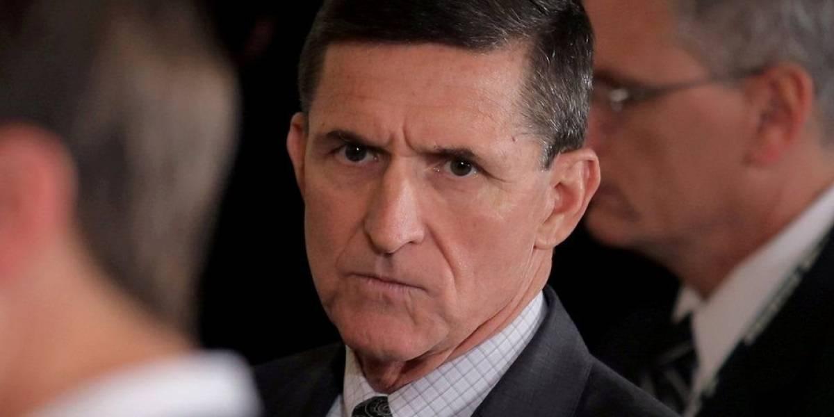 Michael Flynn, exconsejero de seguridad nacional del presidente Donald Trump, se declara culpable de haber mentido al FBI