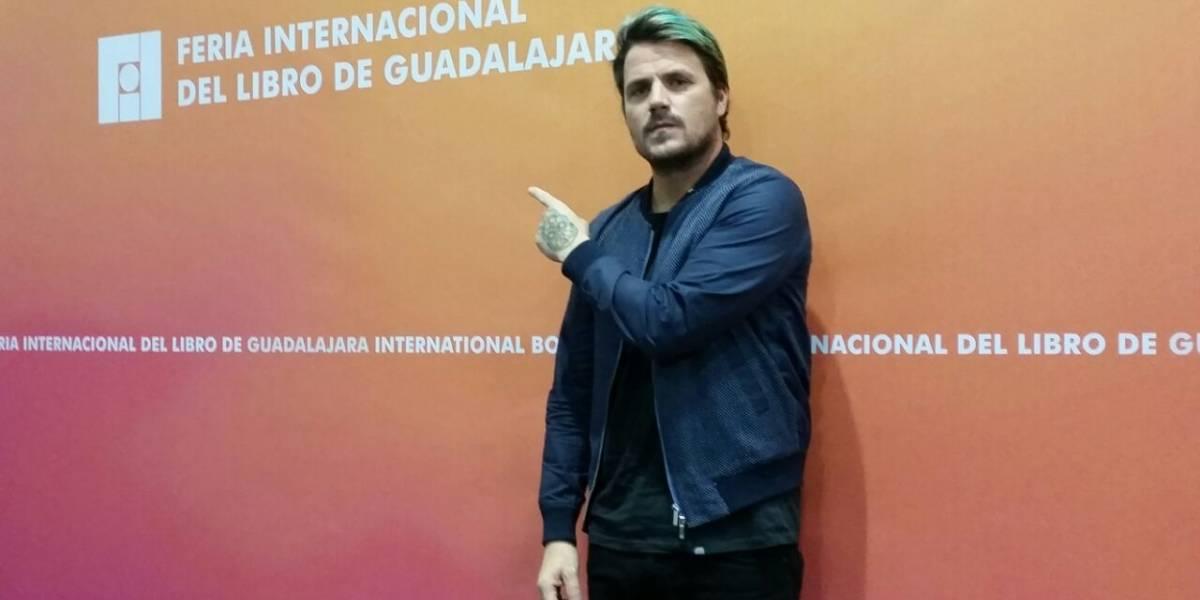 Dani Martín traerá sus grandes éxitos y pequeños desastres a México en 2018