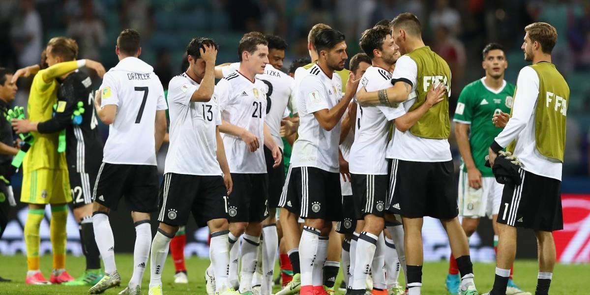 Alemania se burla de México tras conocer que será su rival en Rusia 2018