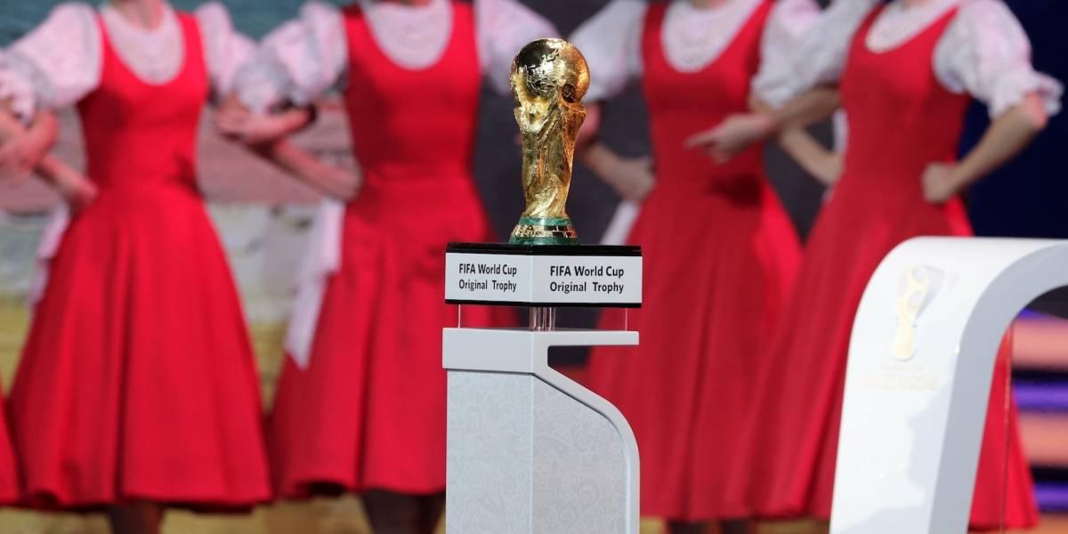 Checa cuándo serán los partidos de México en el Mundial de Rusia 2018