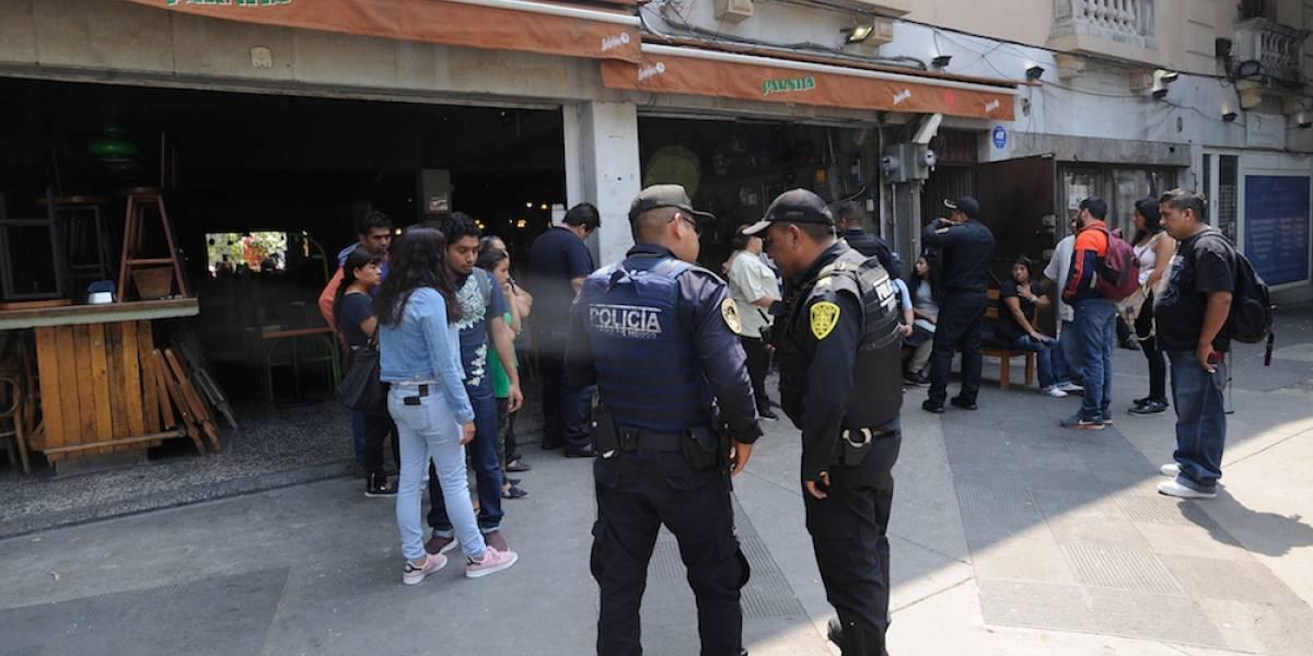 Aumenta casi 400% los asaltos a restaurantes en la Ciudad de México