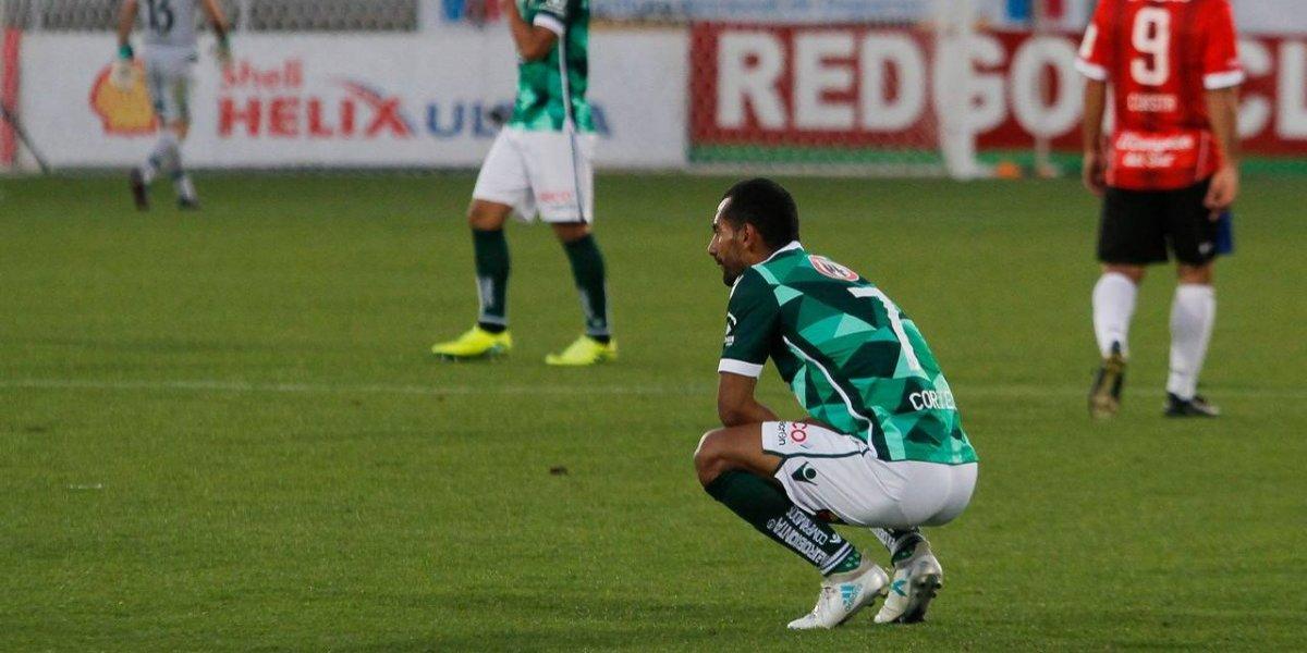 Problemas para Wanderers: Las paperas vuelven a atacar y perderá a un pilar para enfrentar a Temuco