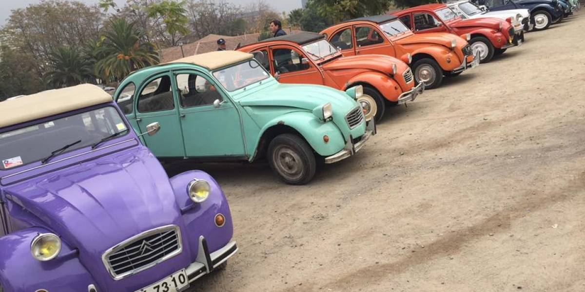 Teletón: Coleccionistas exhibirán más de 50 autos antiguos para colaborar