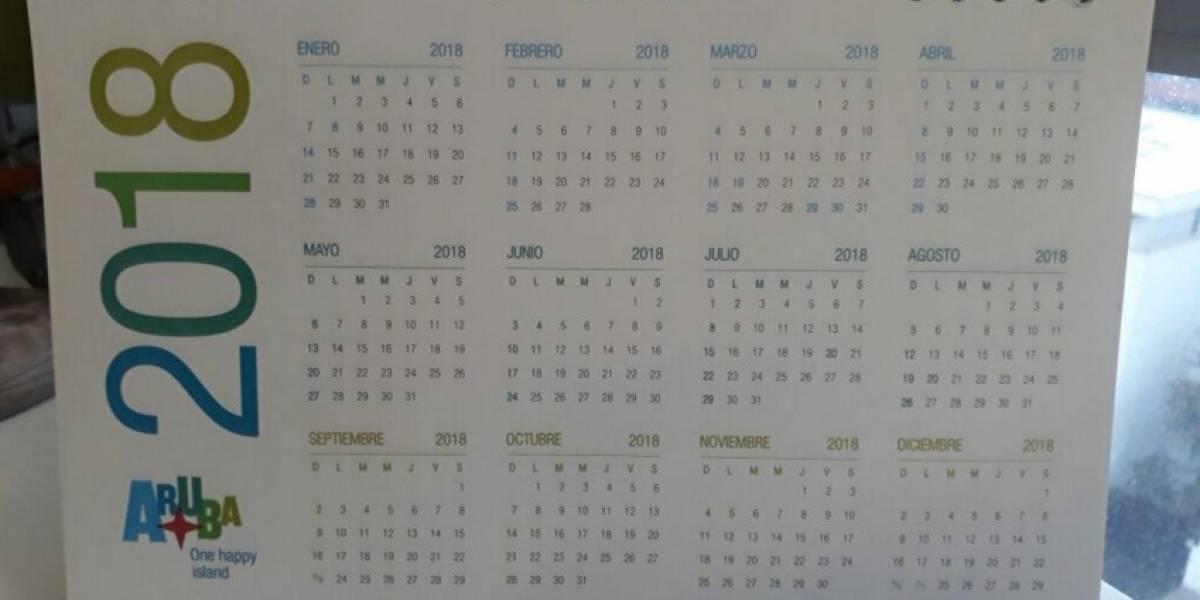 Estos son todos los festivos del próximo año