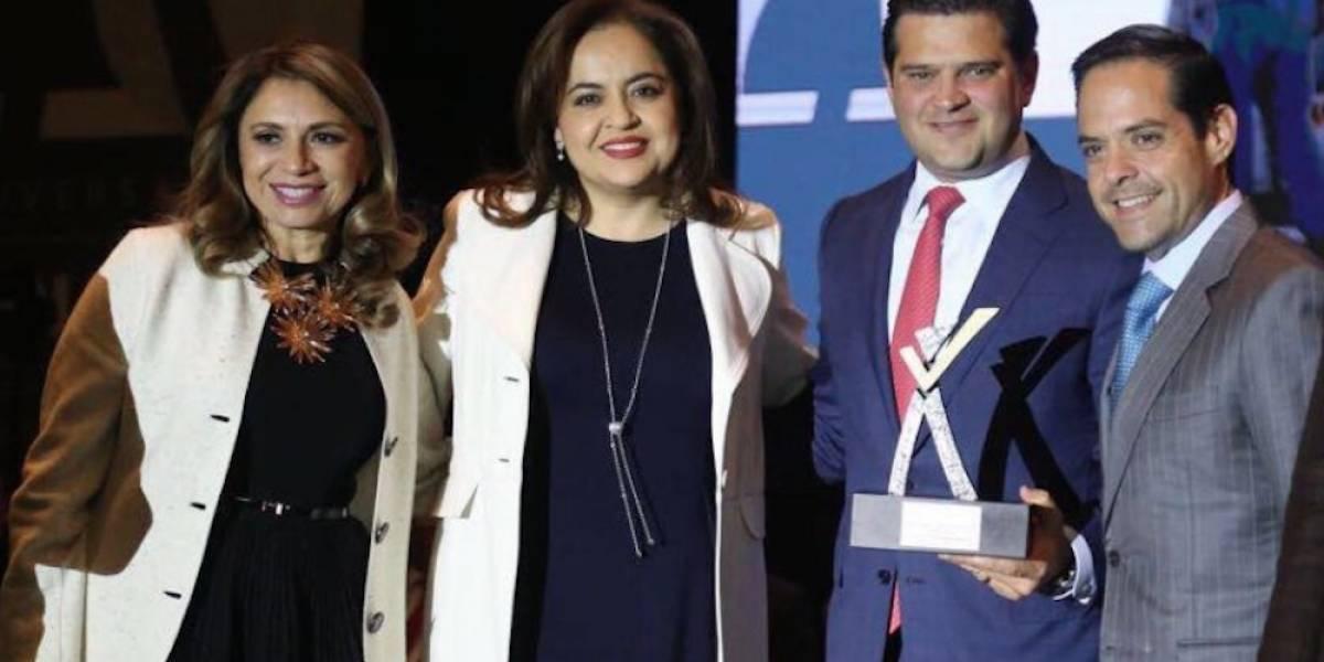 Guadalupe recibe Premio Estatal a las Mejores Prácticas de Gobierno