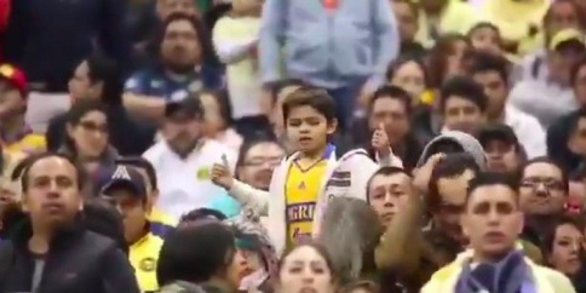 VIDEO: Tigres busca a niño aficionado para recompensarlo